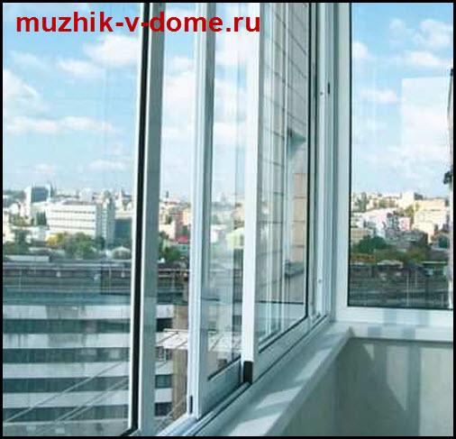 алюминиевые окна и витражи