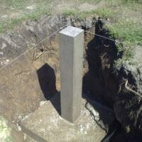 столбчатый фундамент пошаговая инструкция
