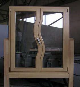 Купить деревянное окно
