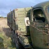 деревянный кузов