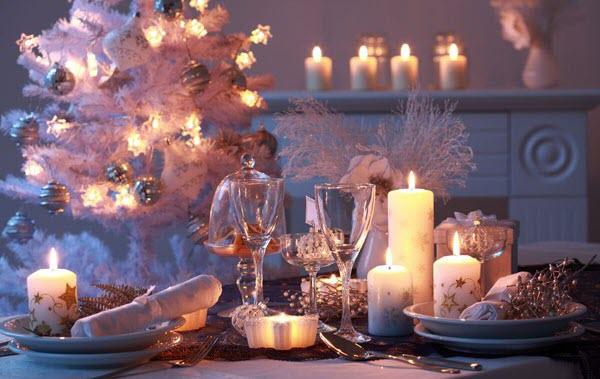 как на Новый год накрыть стол недорого