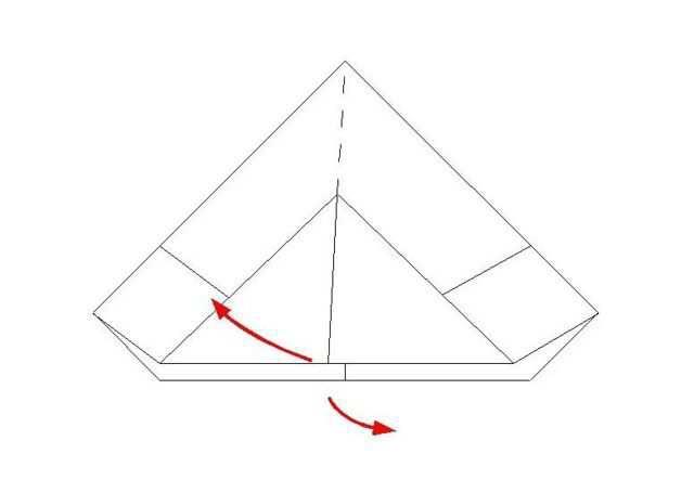 Как изготовить бумажный кораблик своими руками