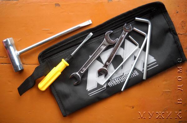 Набор ключей для мотобура Ada Ground Drill