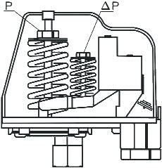 Настройка реле давления насосной станции