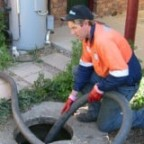 очистка канализации машиной