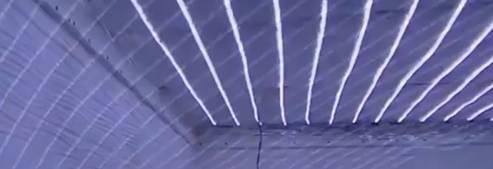 световые ленты на натяжном потолке