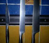 куда повесить ножи на кухне
