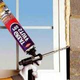 Применение монтажной пены для монтажа пластиковых окон