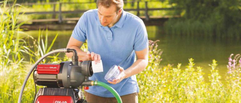 Мембранный насос, садовый насос, погружной насос, гидрофор