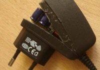 ремонт зарядного устройства телефона своими руками