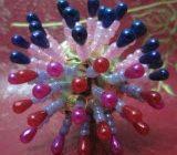 елочный шар из бтсера