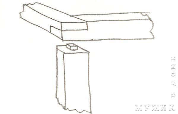 соединение шип-паз