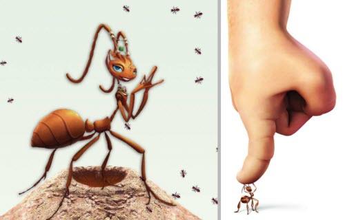 Как убить муравья матку