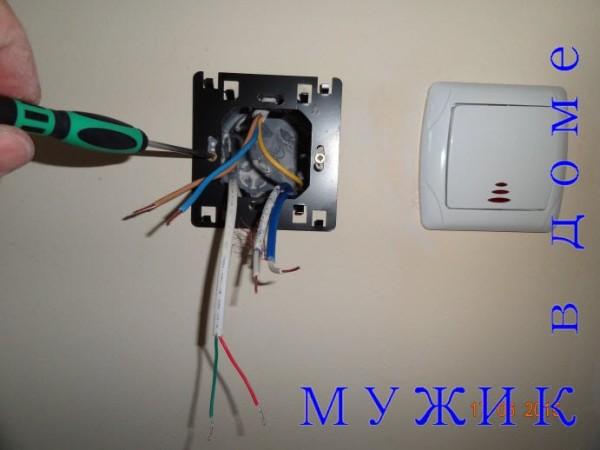 подключить теплый пол к сети