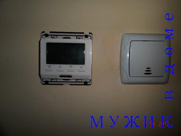 установка электрических нагревательных матов своими силами