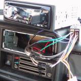 установка магнитолы в авто своими руками