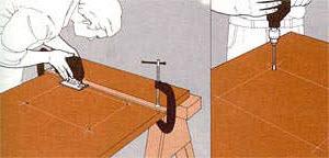 Как вырезать проем под стекло в двери своими руками
