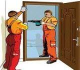 Установка замка в металлическую дверь самостоятельно